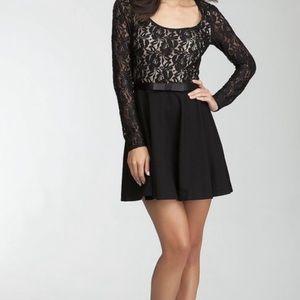 Glamorous Bebe Lace Dress